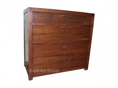 Oak Dream Chest of Drawers
