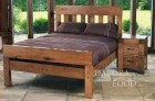 Oak Dream Bed